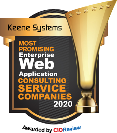 Top 10 Enterprise Web Application Consulting/Services Companies - 2020