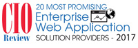 20 Most Promising Enterprise Web Application Solution Providers - 2017